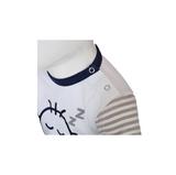 """Baby pyjama """"Do not Disturb"""" M3000 Grijs_"""