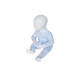 Baby pyjama M401 Blauw_