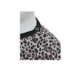 Baby pyjama M3000 Leopard Bruin_