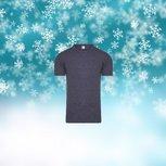Unisex Thermo T-shirt K.M. Grijs