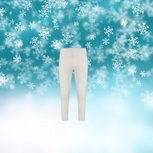 Unisex Thermo broek Wolwit