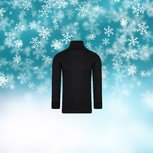 Unisex Thermo colshirt L.M. Zwart