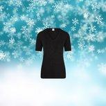Dames Thermo shirt K.M. Zwart