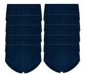 10-Pack Heren slips met gulp M3000 Marine