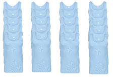 20-Pack Heren singlets M3000 Bleu