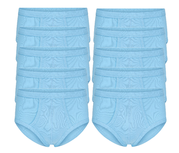 10-Pack Heren slips met gulp M3000 Bleu