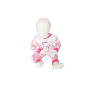"Baby pyjama ""Do not Disturb"" M3000 Roze"