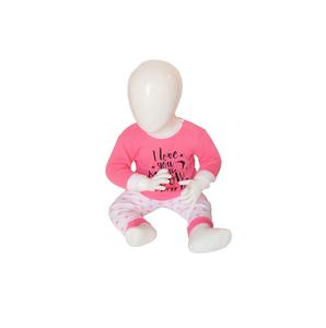 "Baby pyjama ""To the Moon"" M3000 Roze"